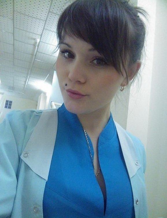 Доктор, лечи меня полностью! (50 фото)
