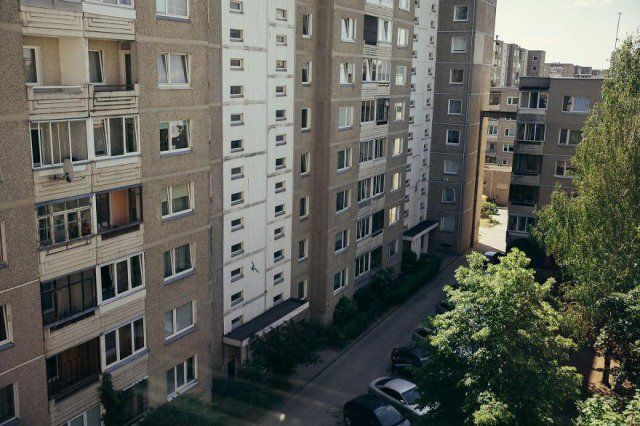 Квартира в советском стиле (10 фото)