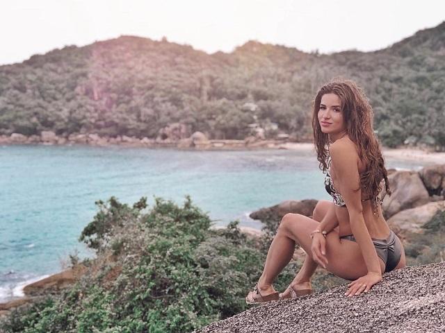 Очаровательная скелетонистка Юлия Канакина (23 фото)