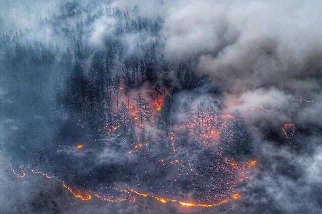 Siberia And Yakutia Are In Flames