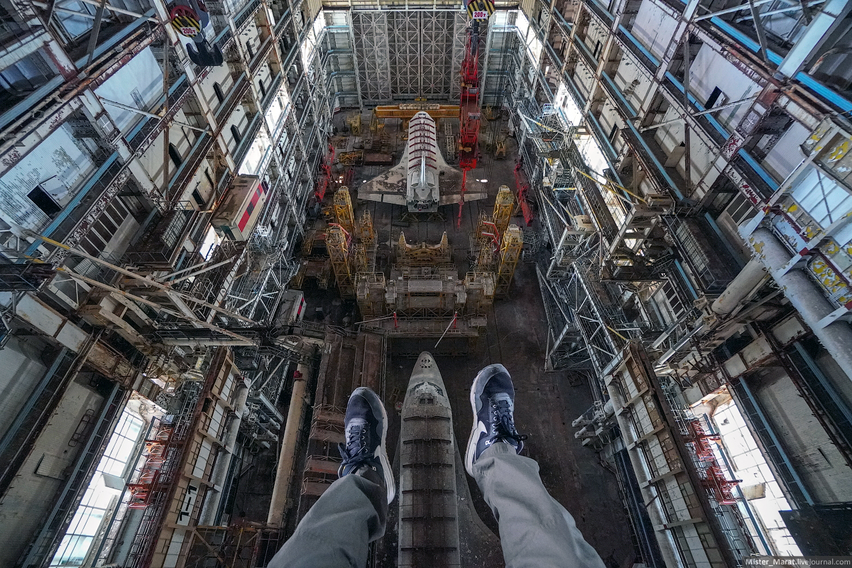 "The Forgotten Space: Abandoned Premises of ""Baikonur"""