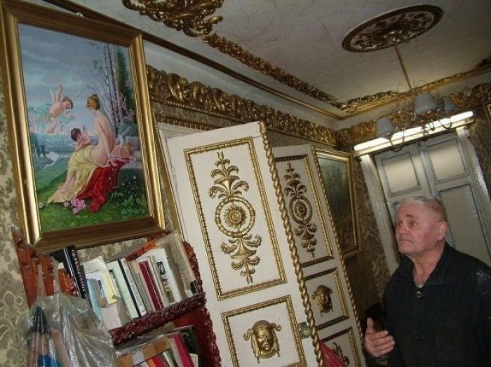The Mysterious House And Its Treasures
