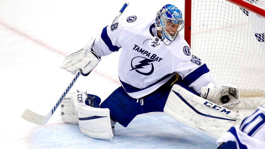 Russian Stars Still Shining In The NHL - Andrei Vasilevskiy