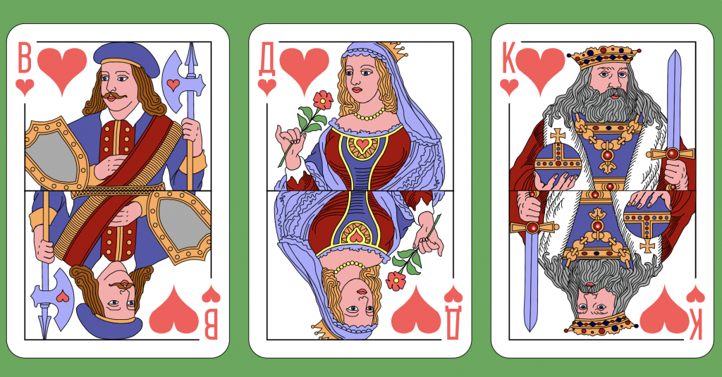 Everything You Didn't Know About Playing Cards and Card Games in Russia
