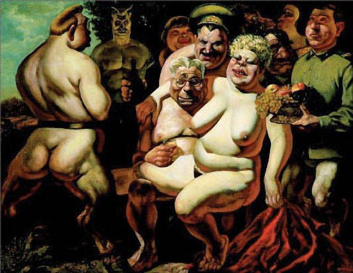 Russian Heartstrings In Paintings of Vasiliy Shulzhenko