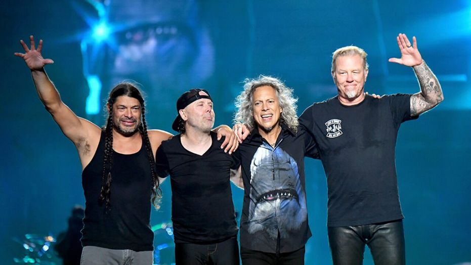 2019 events in Moscow: Metallica
