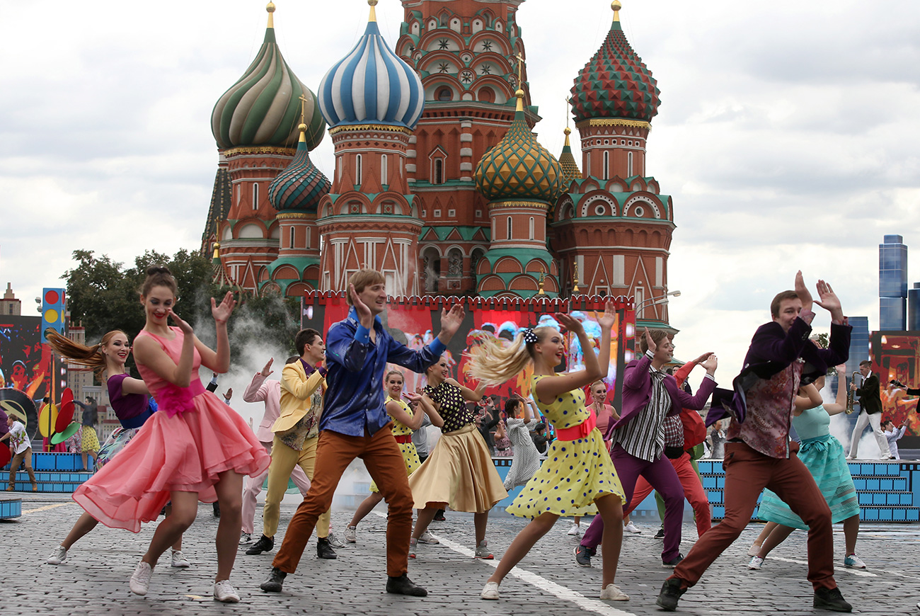 2019 events in Moscow: Moscow City Day