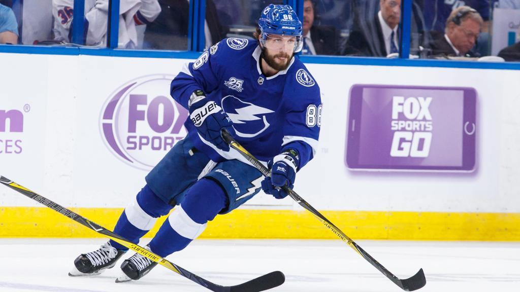 Russian Stars Still Shining In The NHL - Nikita Kucherov