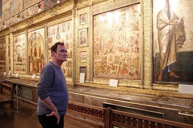 Tarantino In the Kremlin
