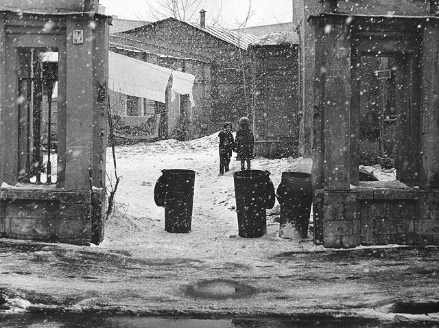 Москва 60-80 годов глазами знаменитого фотографа Михаила Дашевского (29 фото)