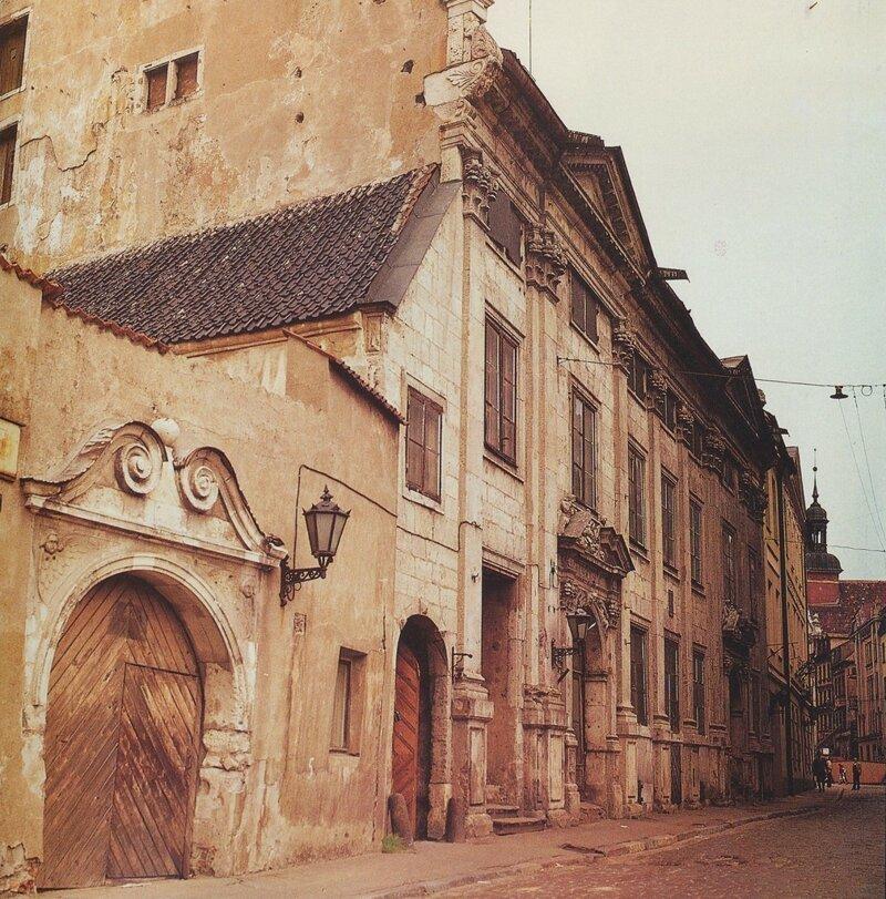 Wonderful Riga 30 Years Ago