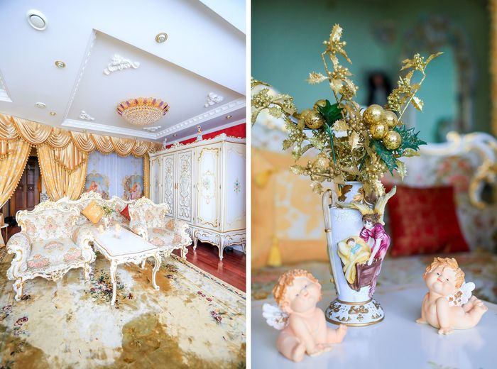 The Moscow Girl Turned Her Small Flat Into a Palace