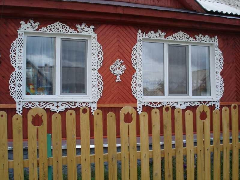 Amazingly Wonderful Russian Window Surrounds