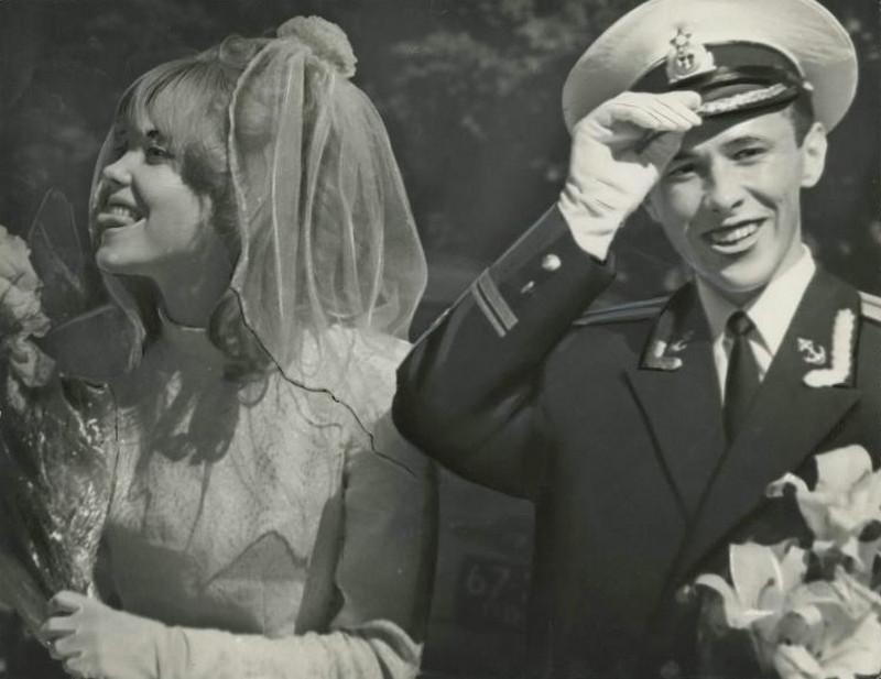 Oh, Those Soviet Wedding Feasts!
