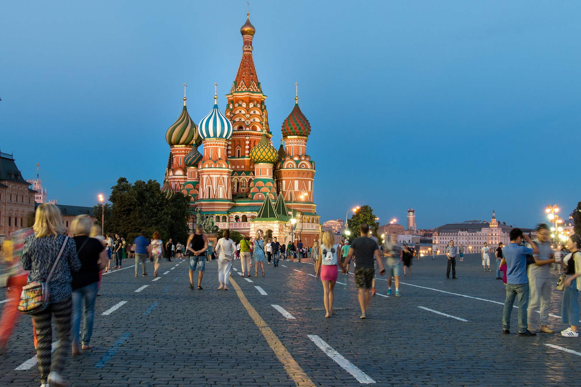 Moscow - Fun and Unusual Things To Do in Russia