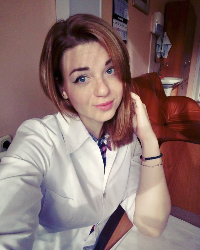 Pretty Medical Workers To Take Care of You In Russia
