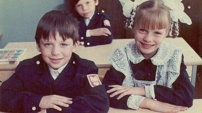 Теплых воспоминаний пост: советская школа