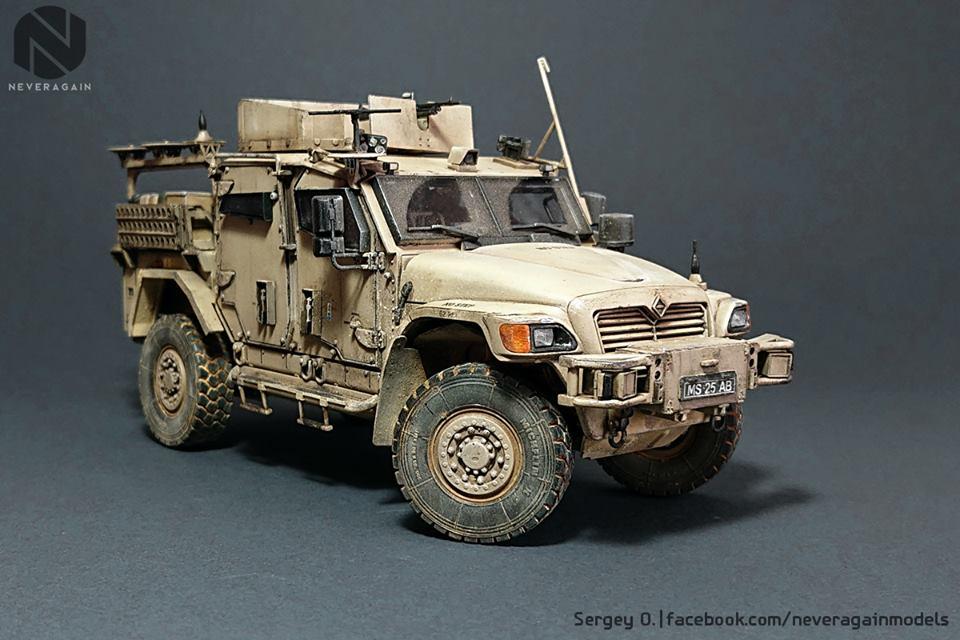 Россиянин делает поразительные модели машин