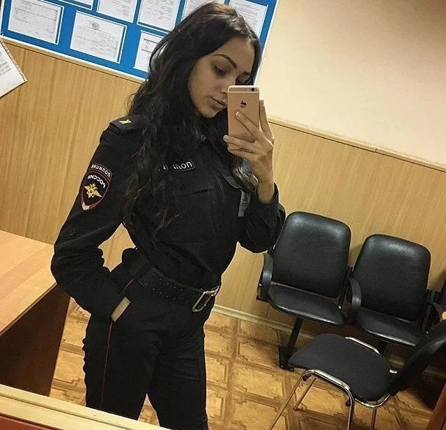 Russia, Ukraine and Belarus: Women In Police