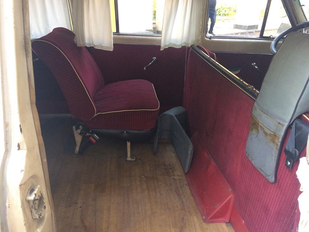 """""""Афалина"""" - невероятный самодельный автобус времен СССР (9 фото)"""