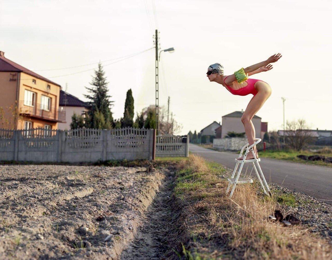 Swimming: Belarusian Style