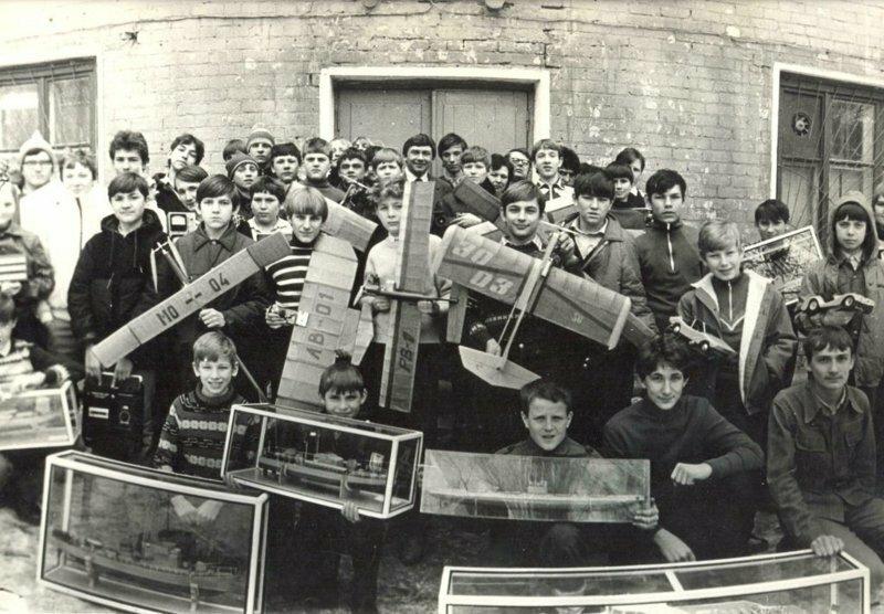 Атмосферные фотографии советских детей