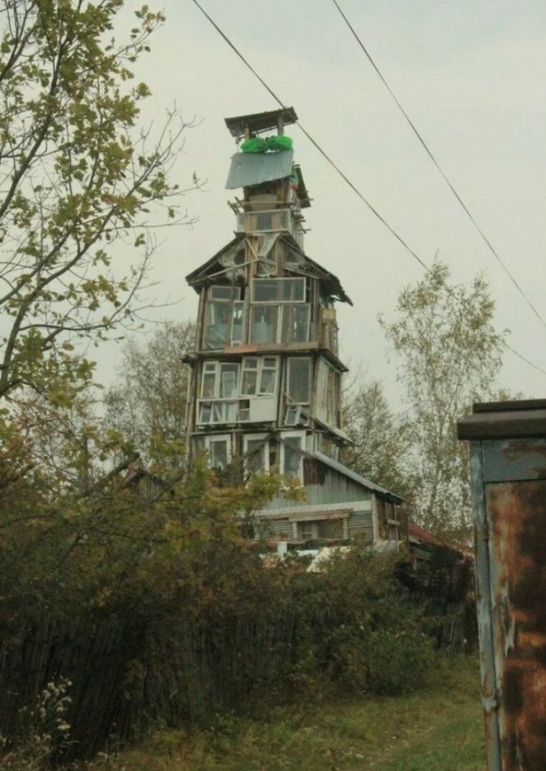 Living In a Falling House