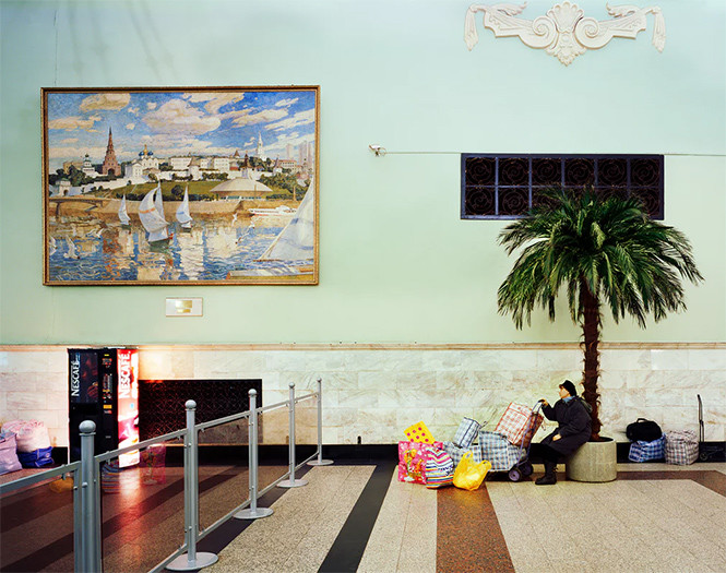Photo Project of Frank Herfort: The Soviet Epoch Is Still Here