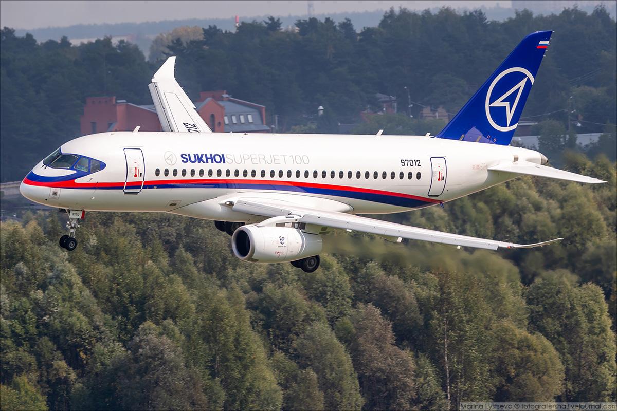 """MAKS 2019: Flights of """"Sukhoi"""" Aircrafts"""