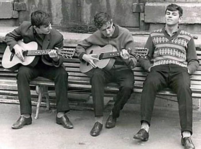 Favorite Entertainments of Soviet Men