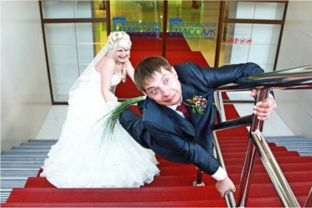 Ужас российских свадеб