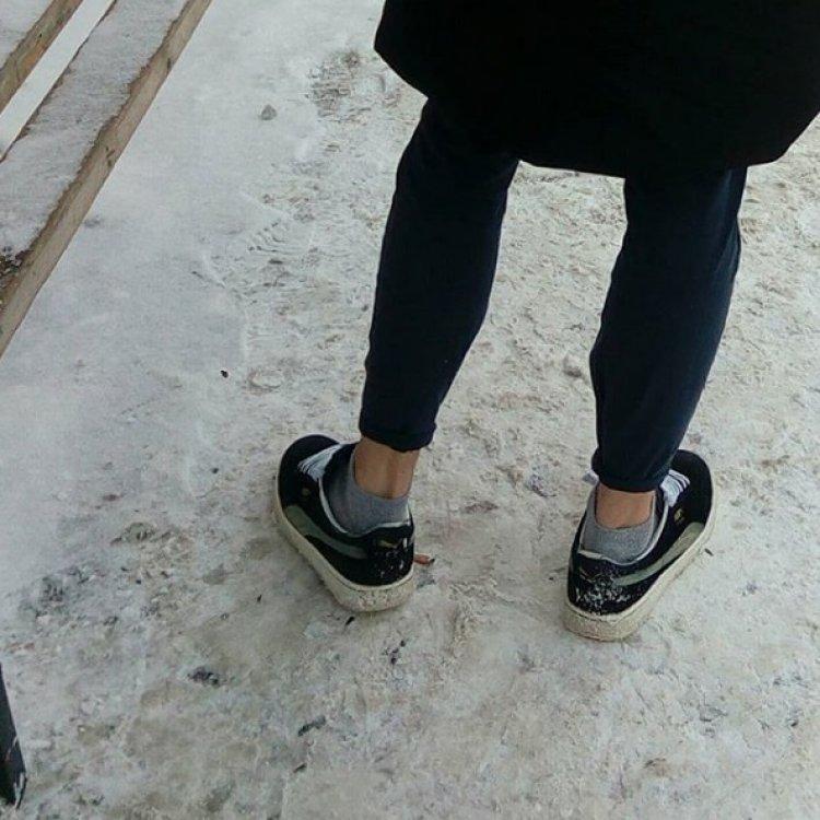 Strange Fashion Of Russian Guys
