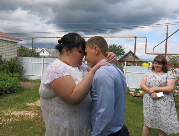When They Wed In a Russian Village