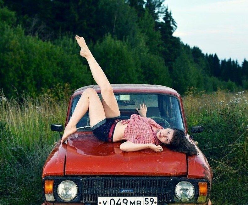 Девушки, которым не важно, на какой вы машине
