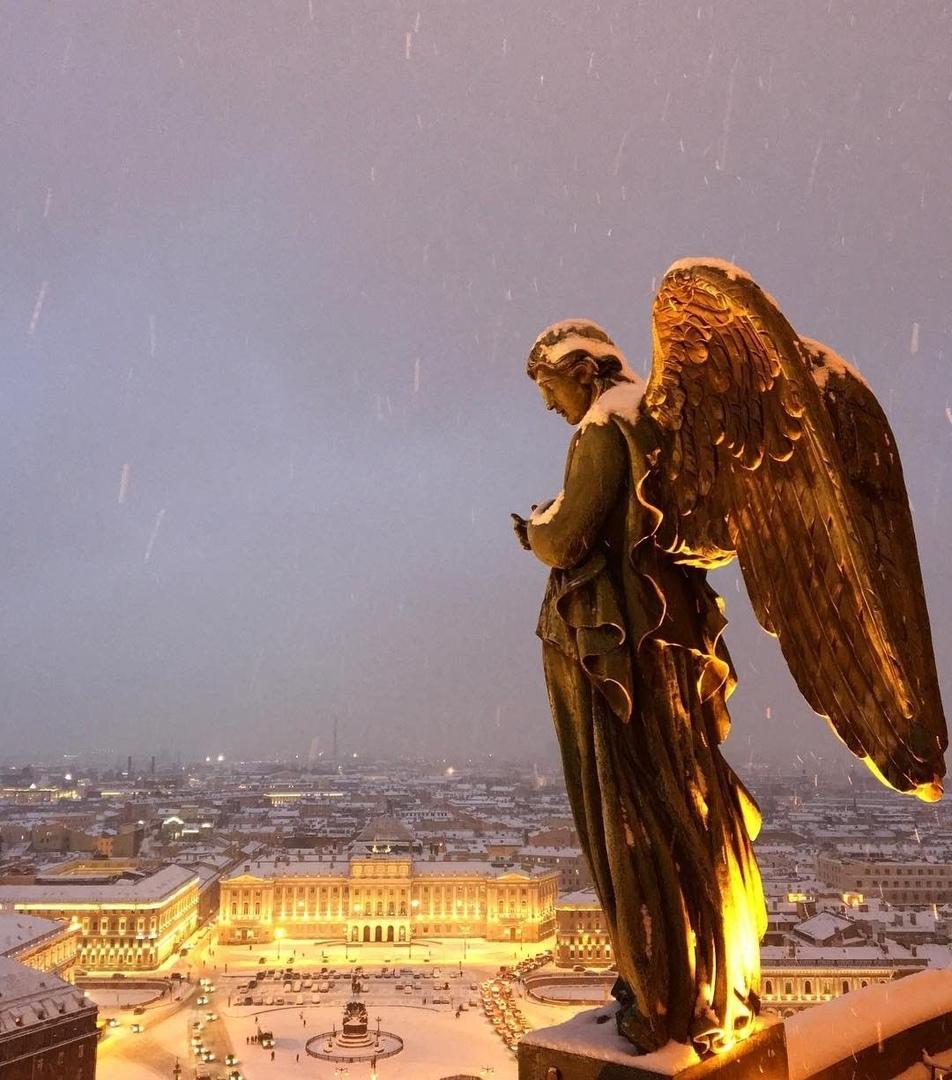 Angels of Saint Petersburg