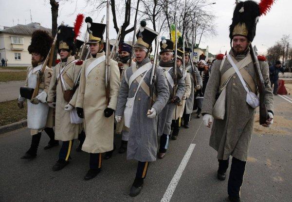 Под Минском прошла масштабная реконструкция