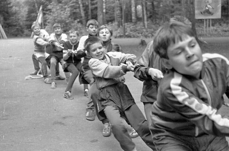 Being a Kid In the USSR