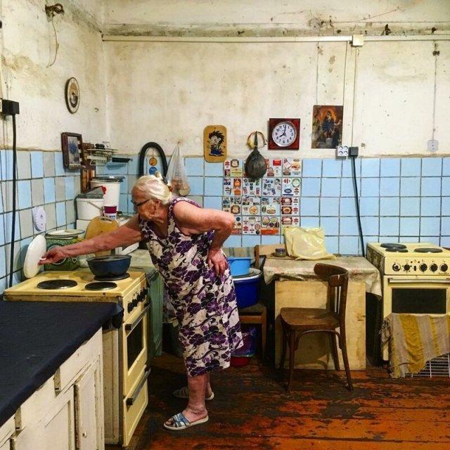 Неповторимый колорит российских «коммуналок»