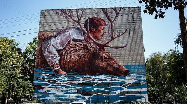 Graffiti From Ukrainian Cities
