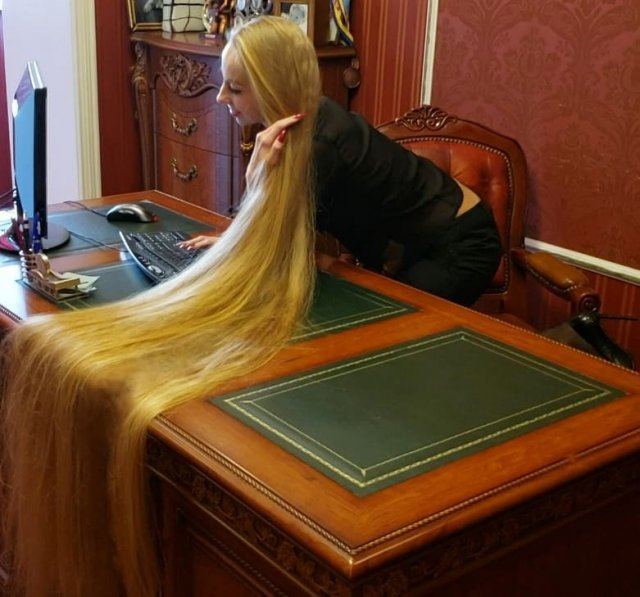 Rapunzel From Ukraine