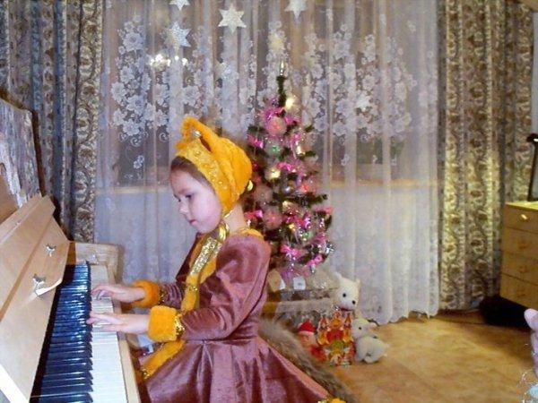 Новогодняя атмосфера нашего детства