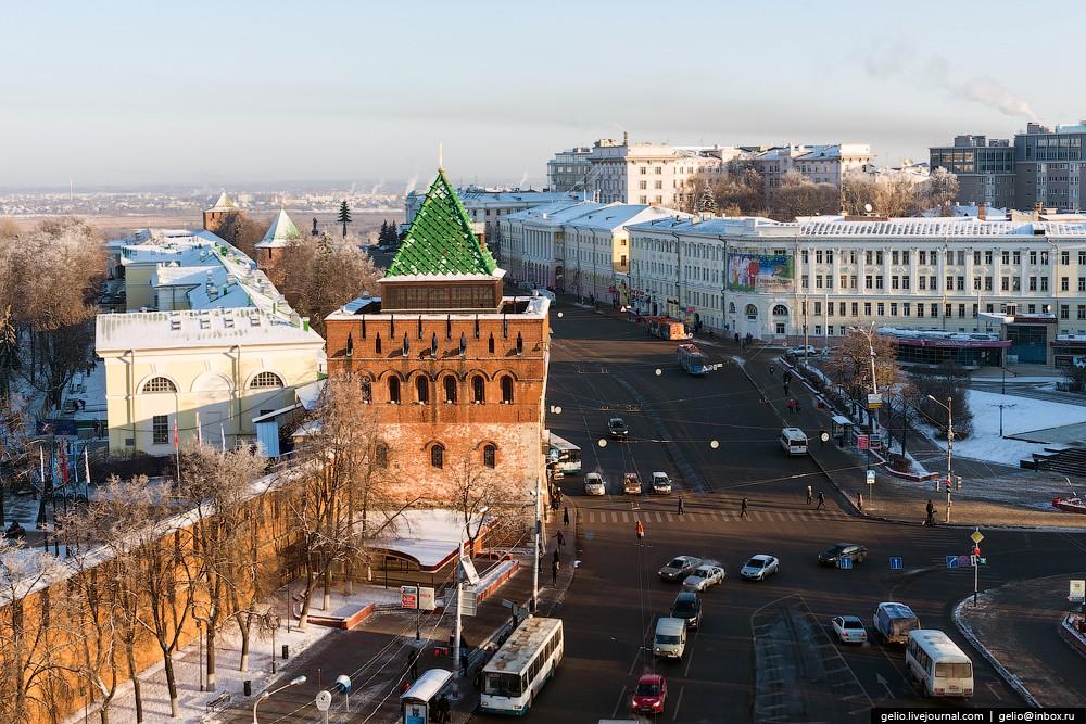 Magnificent Beauty of Nizhny Novgorod