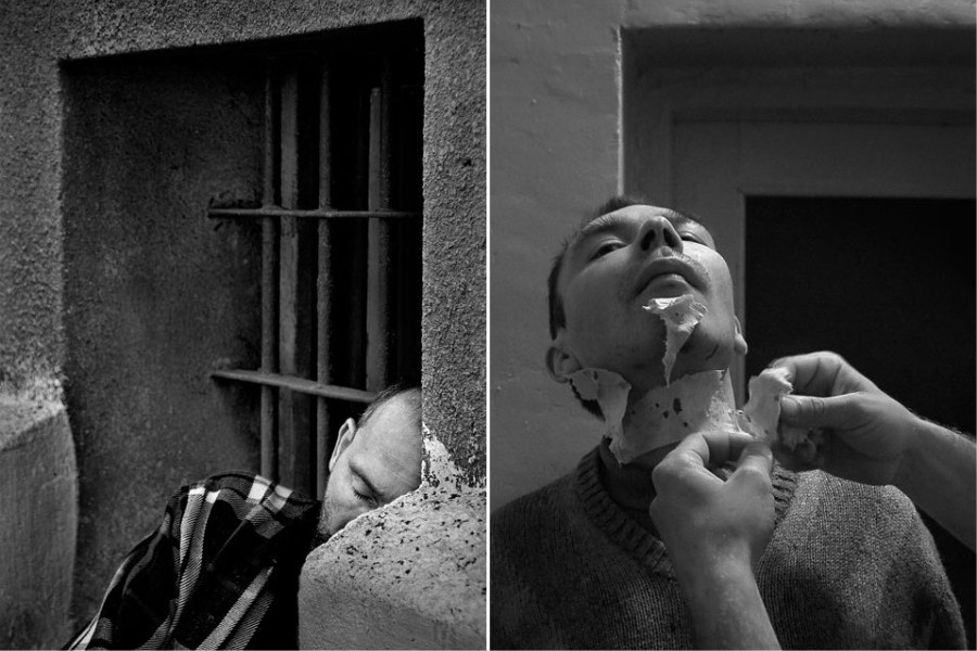 Shocking Works of the Ukraininan Photographer Who Stayed at the Mental Hospital
