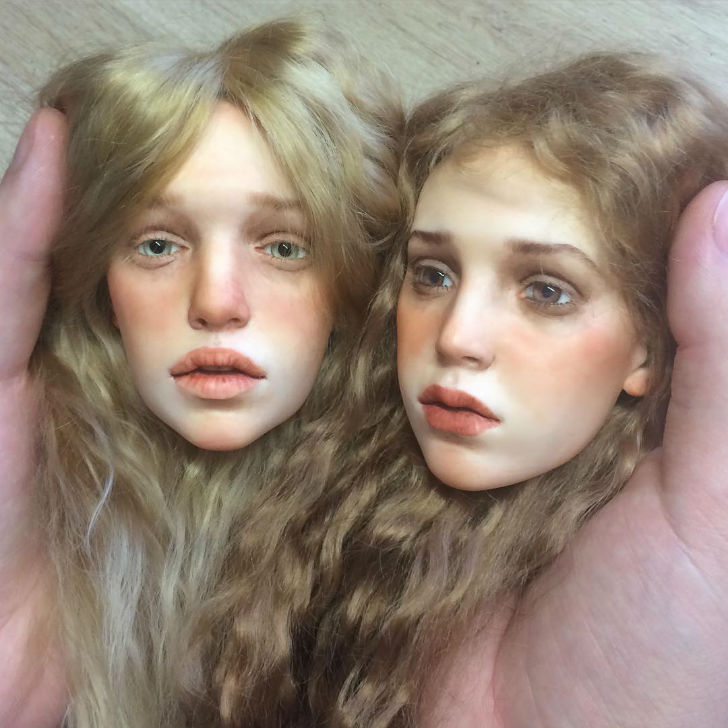 Dolls So Real That Give You Chills