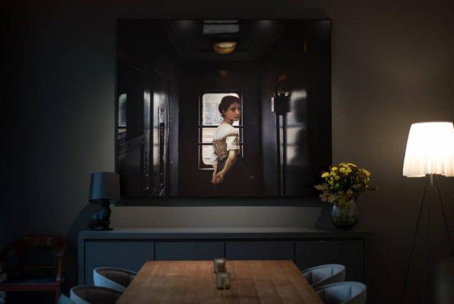 Герои классических картин в XXI веке