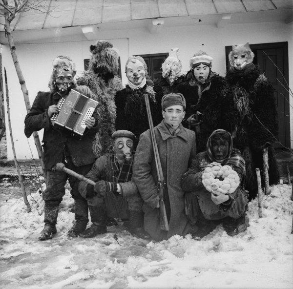 Peasant Moldovians In the 50-70s: Unique Photo Archive