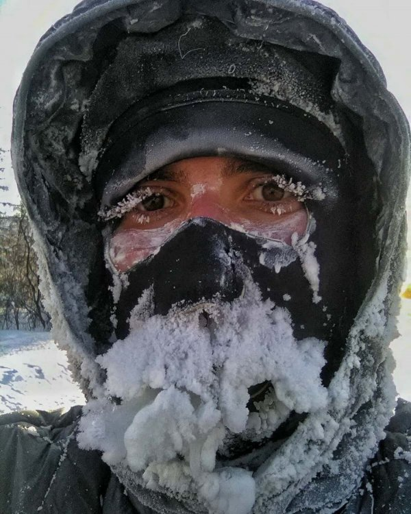 Cold Photos From Yakutia
