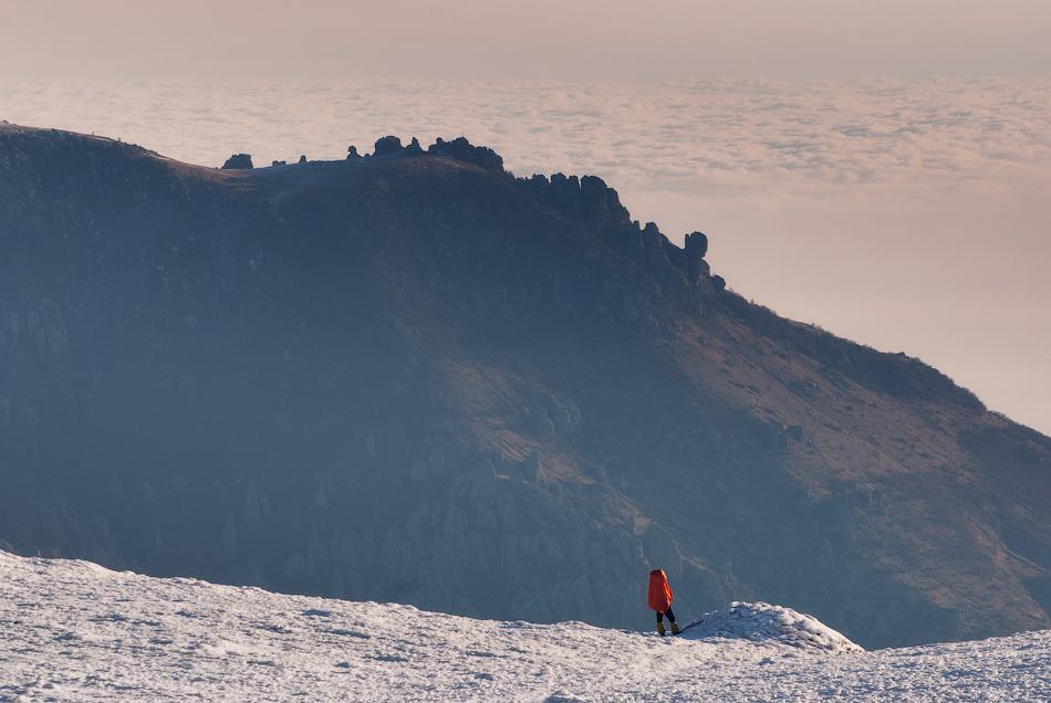 Beautiful Winter Trip to the Crimea