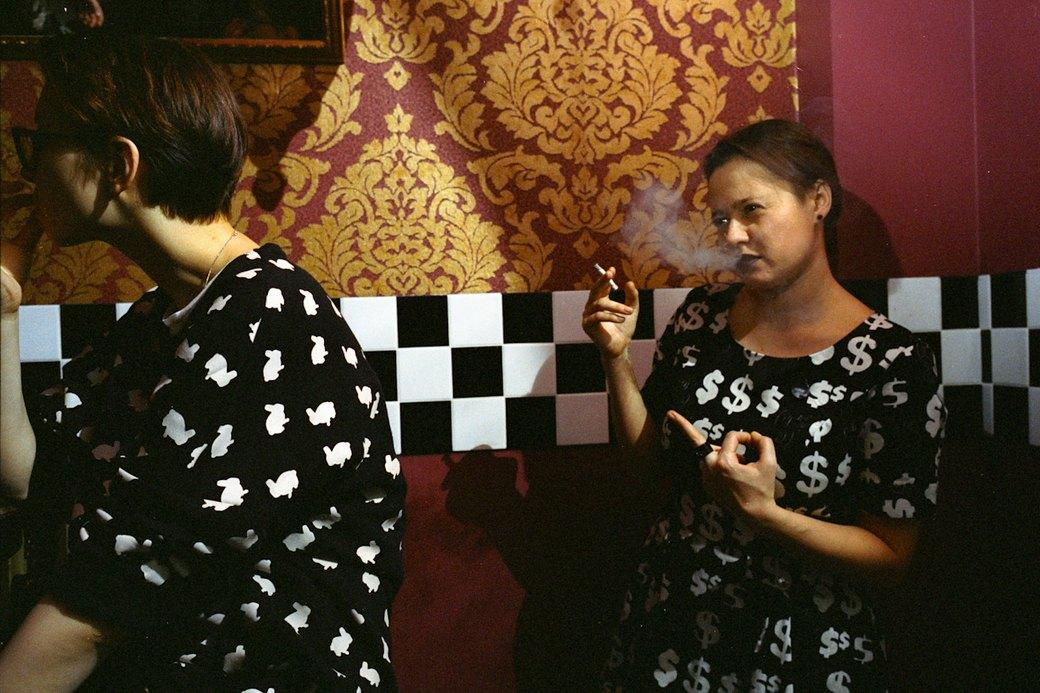Moscow Nightlife On Photographs of Nikita Shokhov