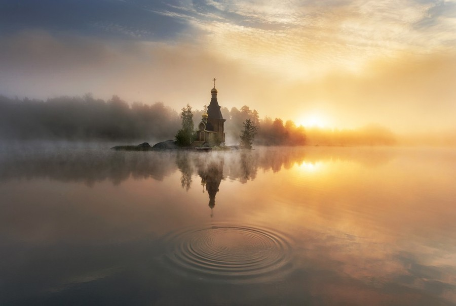 15 Beautiful Landscapes of Russia